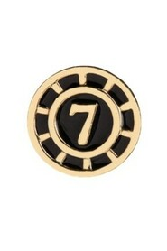 Lucky Number Coin 7 Jewelry