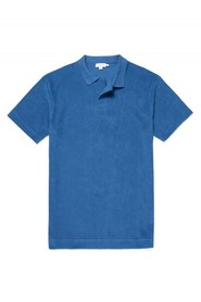 Ss Terry Polo T-Shirt