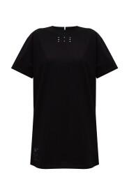 Kleid mit Logo