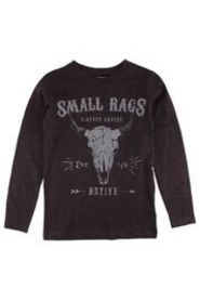 Small Rags t-shirt  L/S