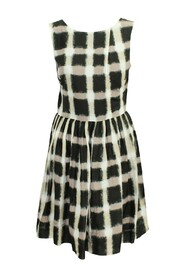 Print Cocktail Dress -Pre Owned Condition Very Good
