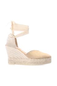'Hamptons' wedge sandals