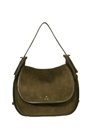 Philippe bag in suede