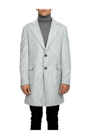 Single-Breasted Mid-Lenght Coat