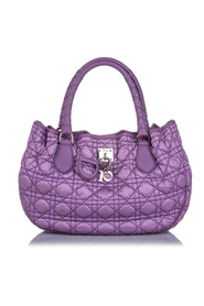 Cannage Lovely Nylon Handbag