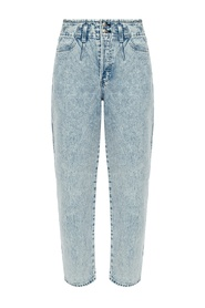 'Venus' stone-washed trousers