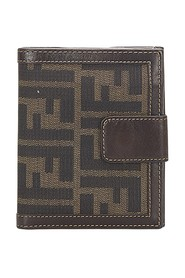 Zucca Canvas Small Wallet