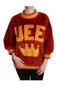 Queen Crown Pullover