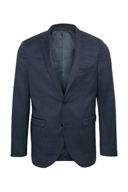 George F Ink Check Suit