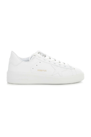 PURE STAR LEATHER UPPER STAR AND HEEL