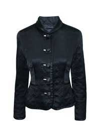 Jacket with Golden Buttons