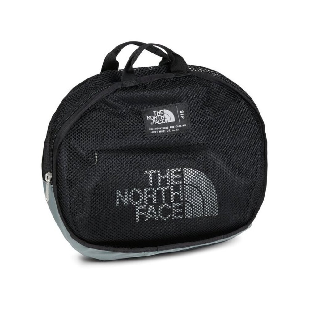 Black BASE CAMP DUFFEL S | The North Face | Weekendtassen | Herentassen