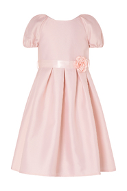 Puff Sleeve Duchess Party Dress