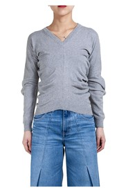 Pulled In Waist Pullover