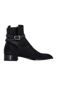 Kicko Flat Boots