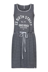 Zoso 193 Helma Striped Dress With P