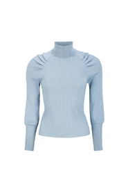 Marla Rollneck Slim Knit