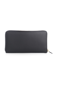 CLASSIC LEATHER LINE RECTANGULAR WALLET