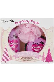 I Love Raspberry Ripple Delicious Duo Giftset