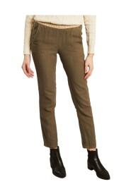 Linen trousers Pirouette