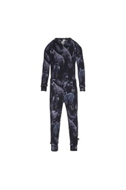 Blåsvart Molo Aura moonlit panthers jumpsuit