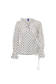 Mindy Dotted blouse