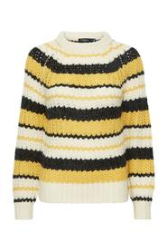 Whestley stripe pullover