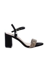 High heel sandals 49128
