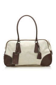 Canvas Bowler Bag