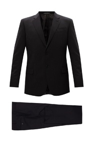 Double-vented suit