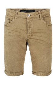 Khaki Gabba Jason Stretch Shorts