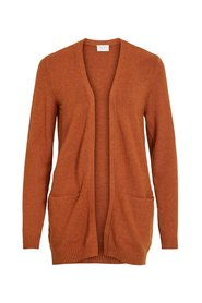 Knitted Cardigan Open
