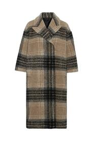 2ND Pecan Check Wool