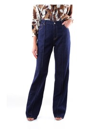 DELUXE BRAND G36WP095 Straight Women Trousers
