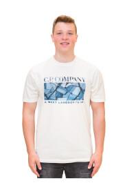 T-Shirt Mutated Camo Graphic