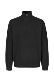 Guna Turtle Neck Zip Top