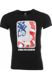 T-shirt - NPA Print