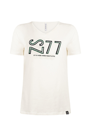 215 Jane T-Shirt With Print Off