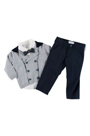 blend shirt and pants set