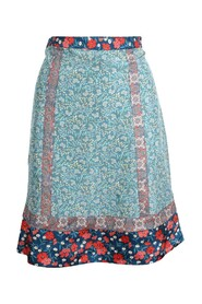 Printed Knee Lenght Skirt -Pre Owned Condition Excellent