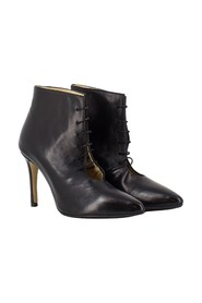 Seville ankle boots with laces
