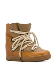 NOWLES BOOTS CAMEL BOOTS