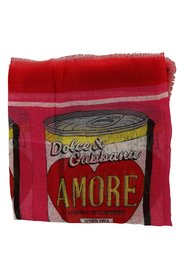 AMORE Cashmere Silk Wrap Scarf