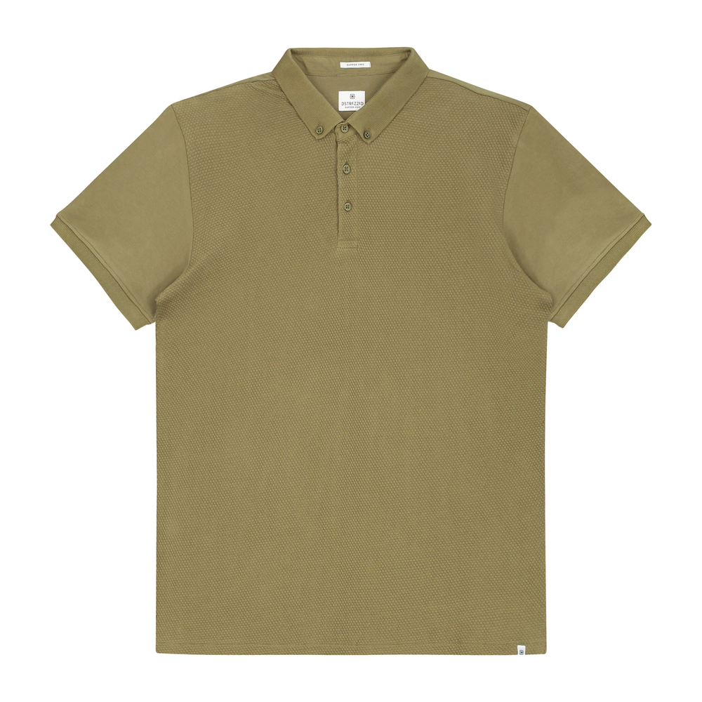 Dstrezzed 202356 Army green 511 polo