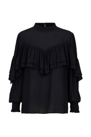 Kiwa blouse black Second Female
