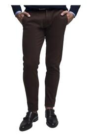 Spodnie teramo o kroju slim fit
