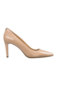 women's leather pumps court schoenen high heel dorothy