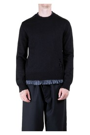 Lined Pullover