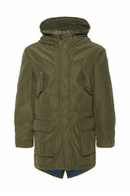 Winter jacket padded