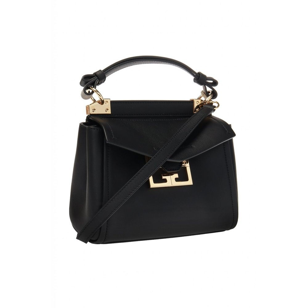 Givenchy BLACK Logo shoulder bag Givenchy